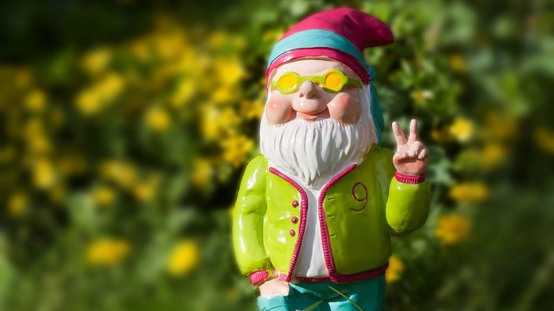 The history of garden gnomes