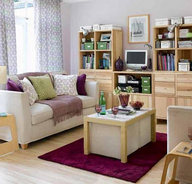 tips to decorate your small apartment