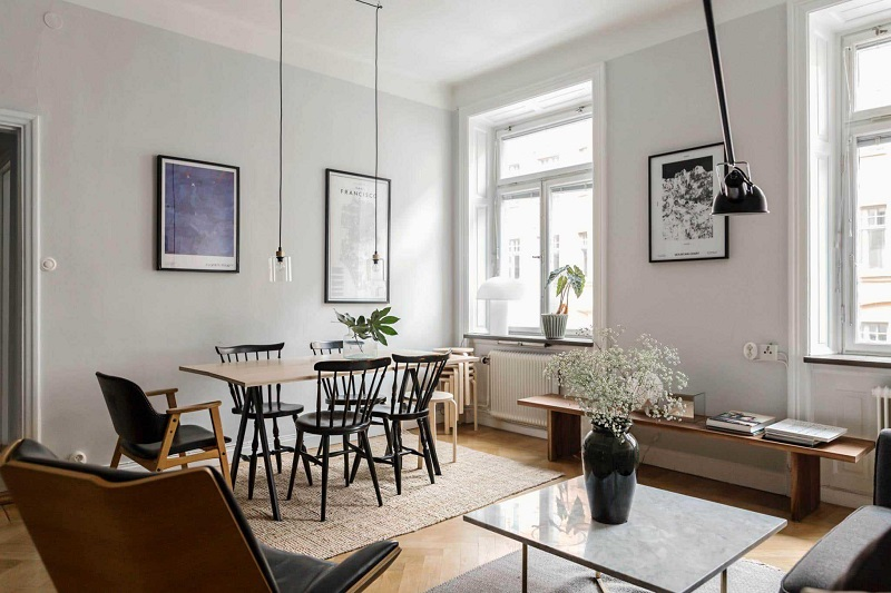 5 tips to decorate your small apartment